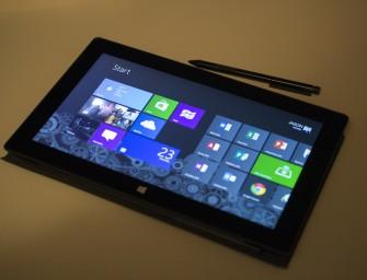 La Surface Pro 4 se lanza para intentar batir a sus rivales