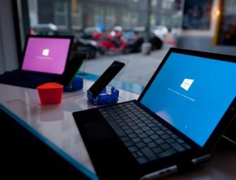 Lenovo planta a Microsoft y a su Surface