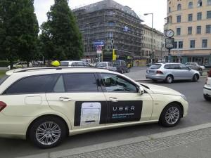 Uber suspende su servicio en 3 ciudades alemanas