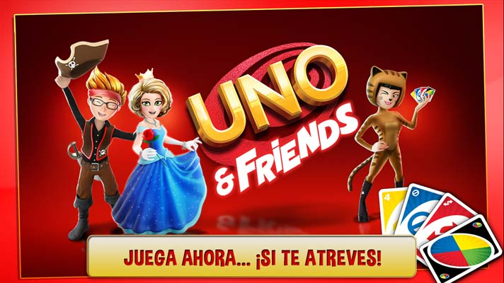 UNO & Friends en Windows 10