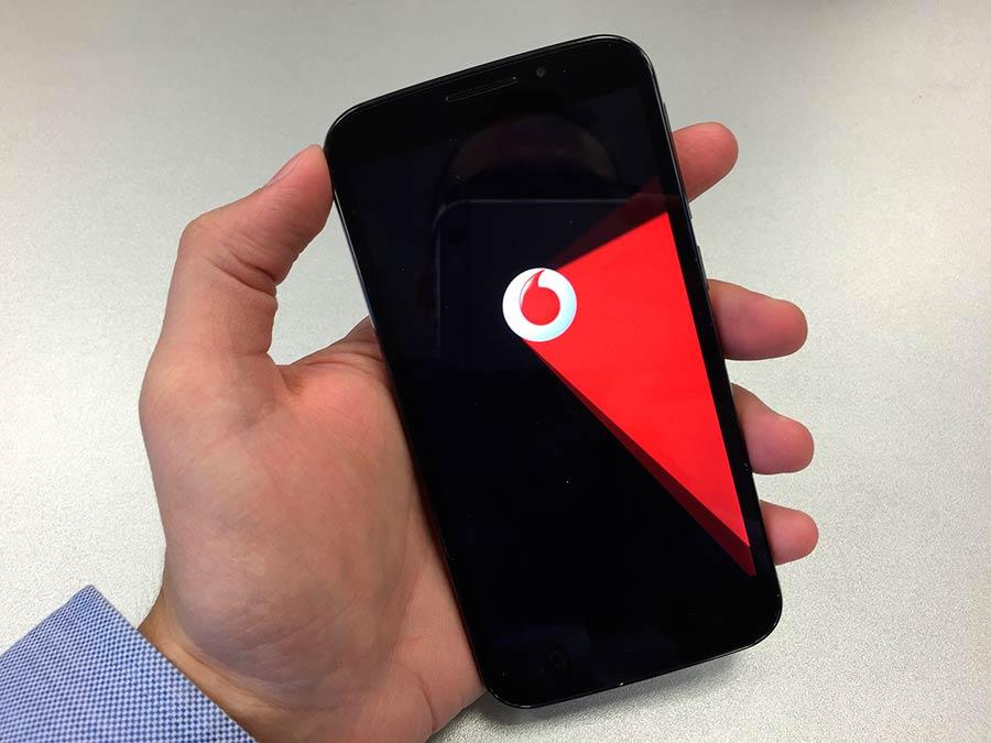 Vodafone sufre un ciberataque en el Reino Unido