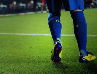 La tecnología wearable salta al campo de fútbol