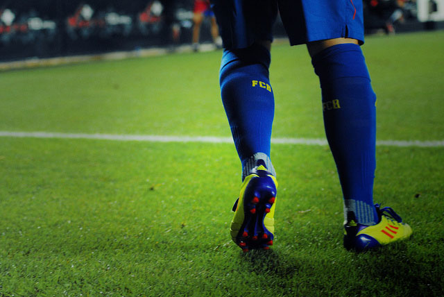 La tecnología wearable llega al fútbol