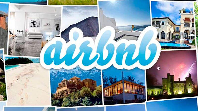 Logotipo de Airbnb