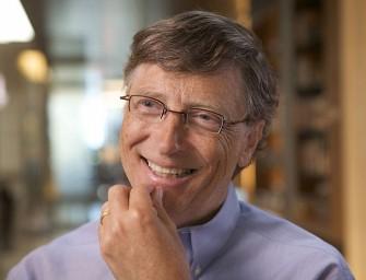 Bill Gates invierte 2000 millones de dólares en I+D energético