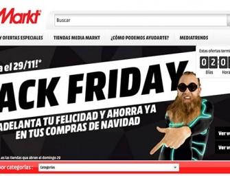 ¿Estafa Media Markt a sus clientes en el Black Friday?