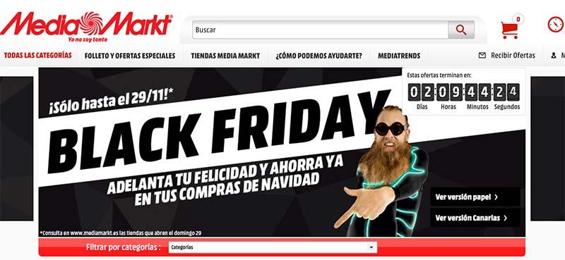 ¿Estafa MediaMarkt en su Black Friday?