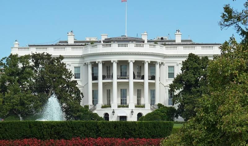 Foto de la Casa Blanca de Estados Unidos