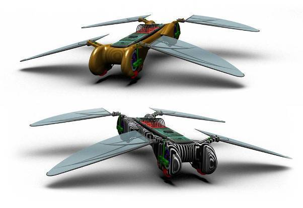 Dragonfly, crowdfunding