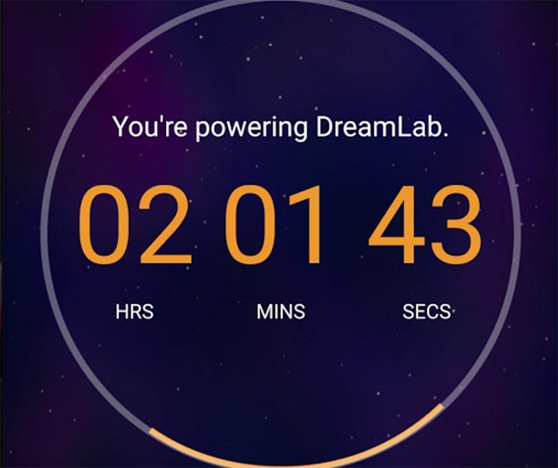 DreamLab - Móvil cáncer