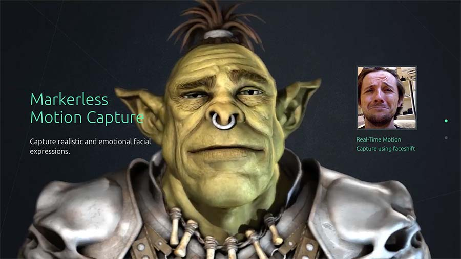 Apple compra Faceshift, tecnología usada por Star Wars.