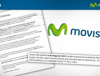 "FACUA no cede ante ""la amenaza de Movistar"""