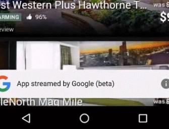 Google extiende sus búsquedas a las Apps