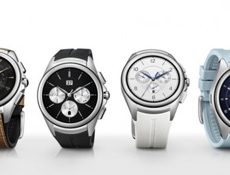 No uno, sino cuatro nuevos smartwatches prepara LG