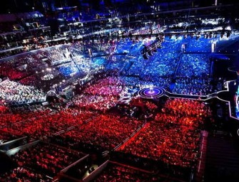El campeonato mundial de League of Legends llena cines y pabellones