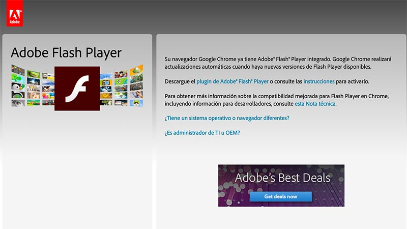 Nuevo exploit en Adobe Flash