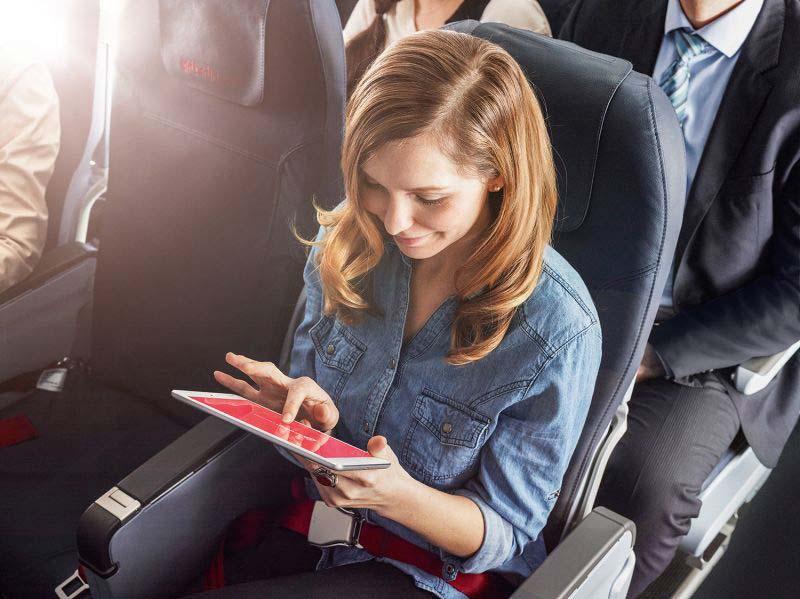 Airberlin ofrece wifi con conexión 3G