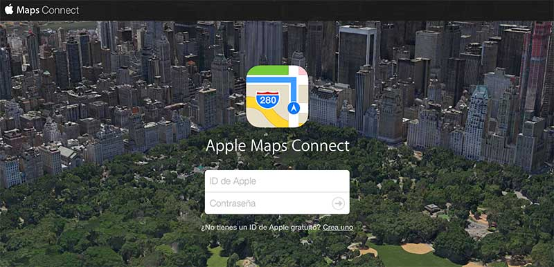 Apple Mapas triplica a Google Maps