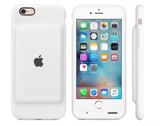 Apple presenta su Smart Battery Case para iPhone 6