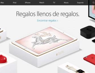 Apple prepara sus tiendas para la Navidad