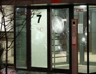 Atacan la sede de Facebook en Alemania