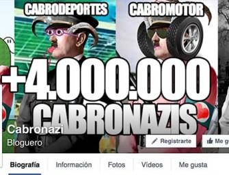 Facebook luchará contra los virales como Cabronazi o los sorteos falsos