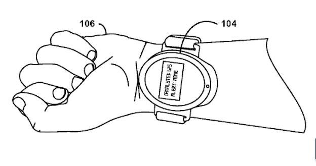 Google patenta el análisis de sangre sin agujas