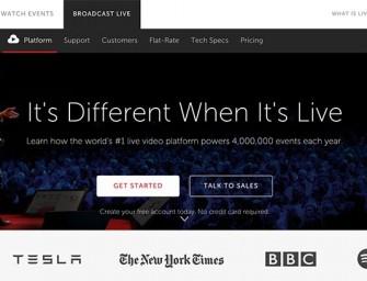 Livestream es hackeado y recomienda cambiar la contraseña