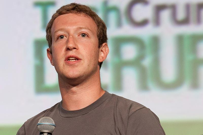 Mark Zuckerberg no regalará su dinero