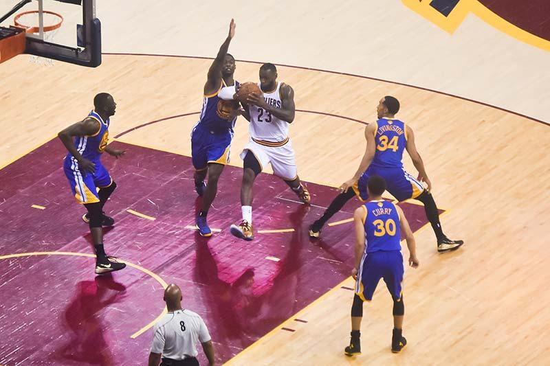 Lo más visto del mejor baloncesto de la NBA en Vine