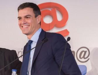 """El PSOE propone """"la transformación digital de España"""" si gana las elecciones"""