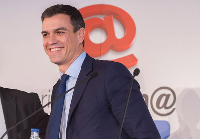 La transformación digital que propone el PSOE de Pedro Sánchez