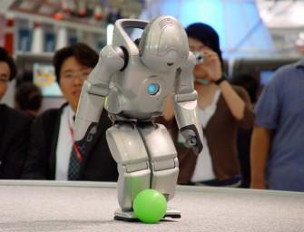 La revolución de los robots en China