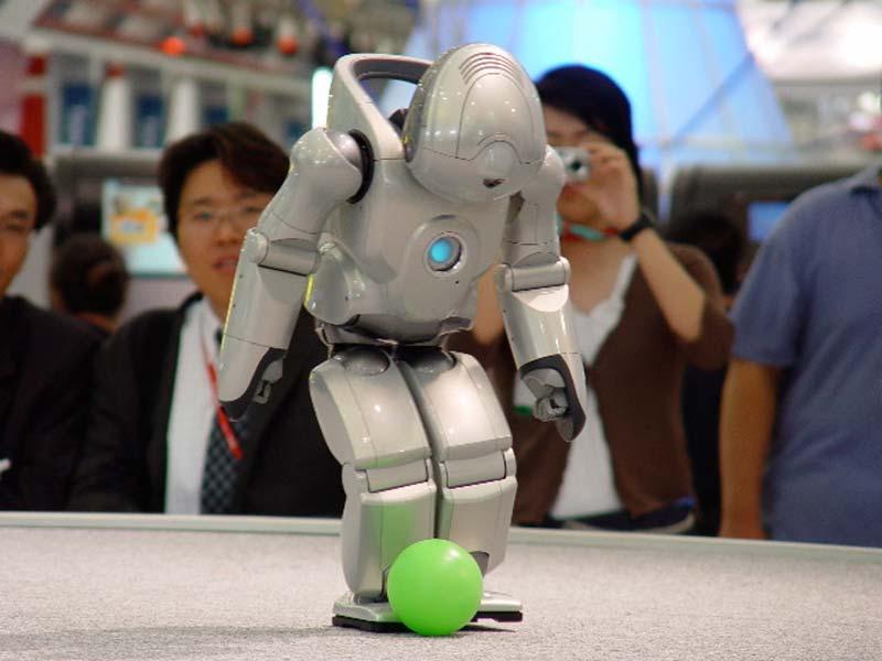 China prepara la revolución de los robots