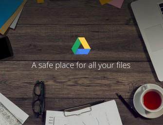 Google anuncia un programa de becas para mejorar la seguridad en Drive