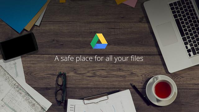 Seguridad en Drive Google