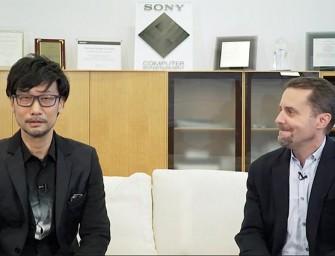 Sony tambalea la industria del videojuego fichando a Hideo Kojima