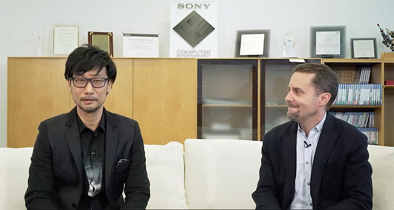 Sony PlayStation ficha a Hideo Kojima