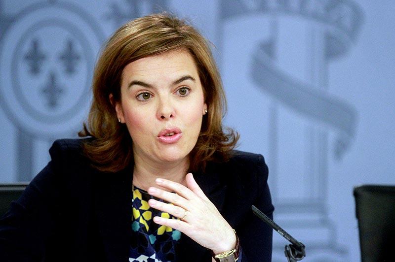 Soraya Sáenz de Santamaría Internet