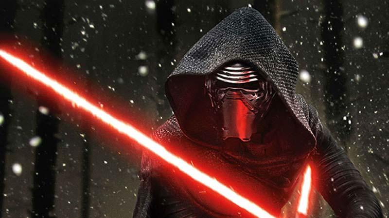 Star Wars Espada láser