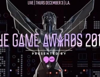 The Game Awards entrega el premio a mejor juego del año