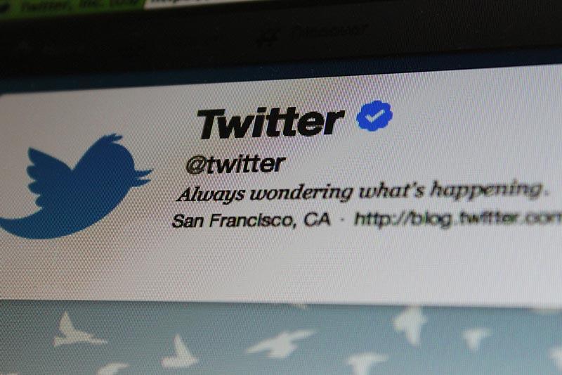 Twitter términos