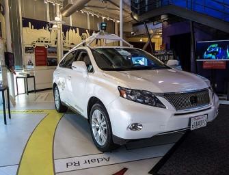Ford desvela sus planes para los vehículos autónomos