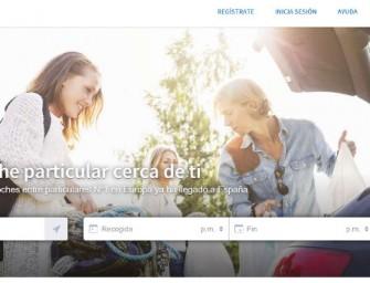 El alquiler de coches de Drivy despunta en España