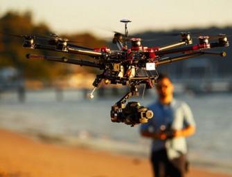 Piloto de drones, una profesión en plena expansión