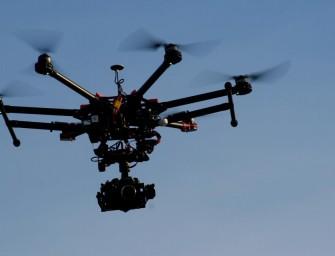La industria aeronáutica estudia cómo integrar drones en el espacio aéreo comercial