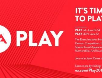 Electronic Arts se desmarca del E3 y crea su propio evento