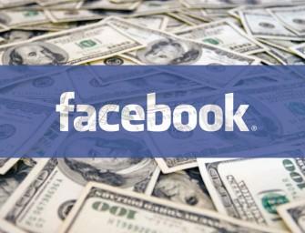 Facebook invertirá 6.000 millones en la recompra de acciones