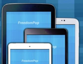 La operadora FreedomPop recibe una inversión de 50 millones de dólares