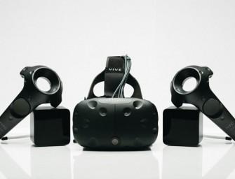 CES2016.- HTC Vive Pre quiere acercar la realidad virtual al público